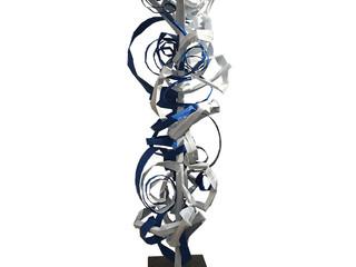 Metal Twist Sculpture PDF