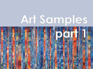 Art Samples Part 1 pdf
