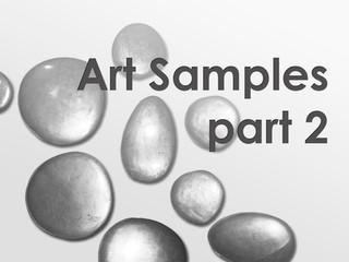 Art Samples Part 2 pdf