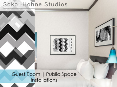 Guest Room | Public Spaces
