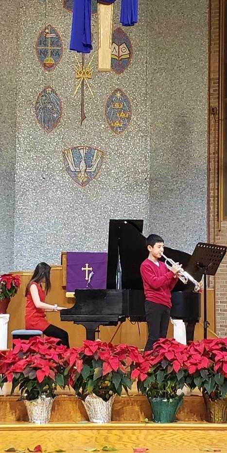MD Christmas Mini Concert