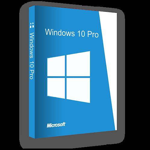 Windows 10 PRO 32 / 64 BITS – ESD