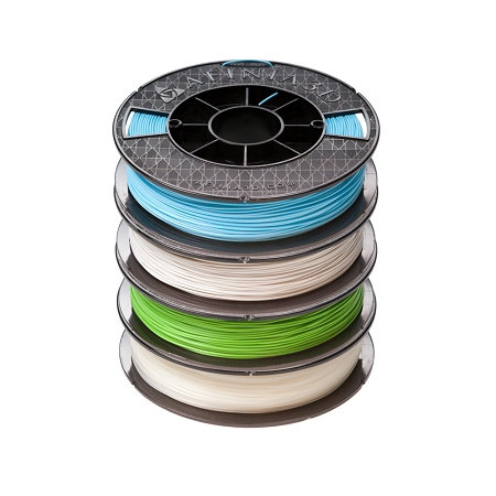 Filamento PLA Premium AFINIA 1.75mm 4 Pack 500g
