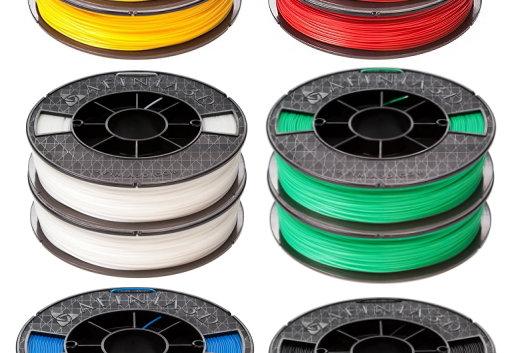 Paquete de filamentos ABS Premium