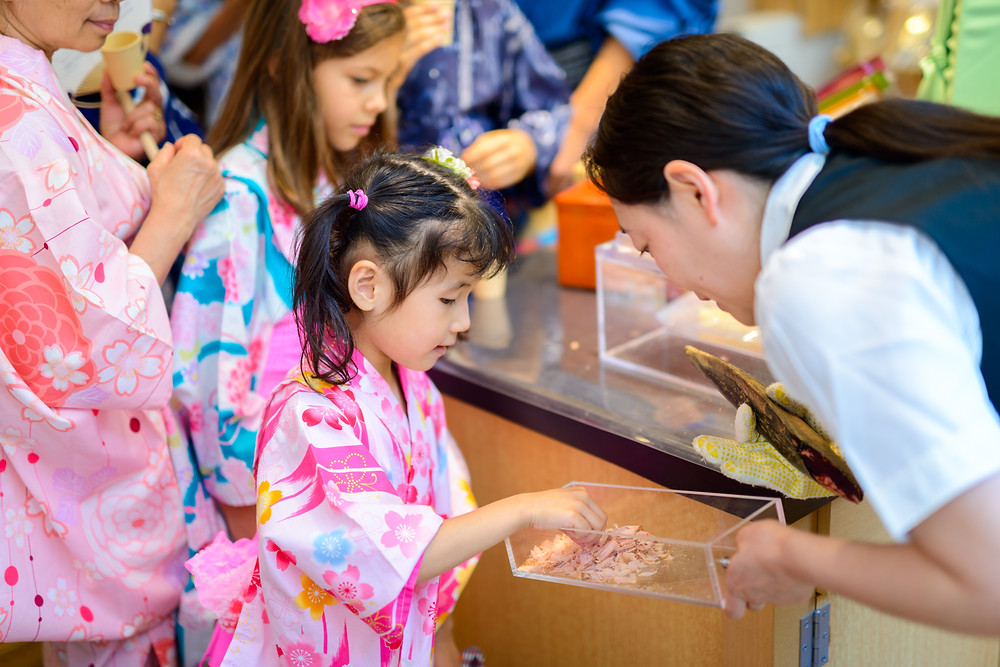 AUGUST 2016 SPONSORED CONTENT  Cool Tradition Nihonbashi Summer Experience & Art Aquarium transport families to ECO EDO  By Custom Media  Enjoy summer to the fullest in Nihonbashi! July 8 marked the kickoff of ECO EDO Nihonbashi 2016, an opportunity to experience omotenashi and travel back to a time when Tokyo and nature were intertwined.  To mark the first full week of the event, Mitsui Fudosan Co., Ltd. invited seven families to explore the COREDO Muromachi Nihonbashi area and its rich connection to Japanese culture.  https://journal.accj.or.jp/cool-tradition/    The ACCJ - 在日米国商工会議所  http://www.accj.or.jp    Custom Media − Award Winning Bilingual Creative Agency in Tokyo  https://custom-media.com/