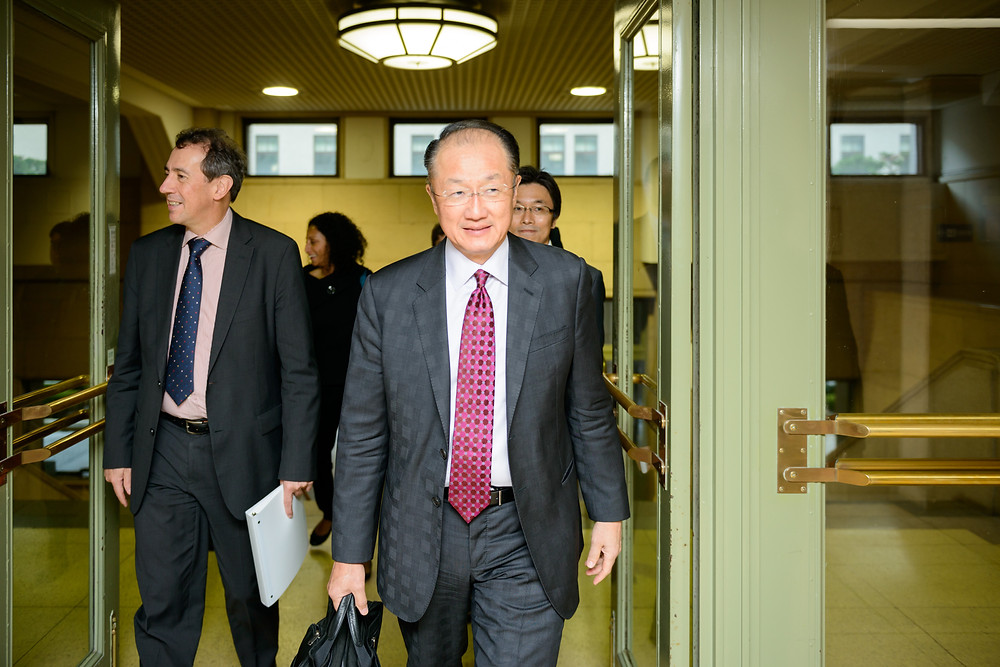 World Bank Group President Jim Yong Kim visits Tokyo  December 16, 2015 - Tokyo, Japan. World Bank Group President Jim Yong Kim visits Tokyo for the International Conference on Universal Health Coverage. Photo: Antony Tran / World Bank