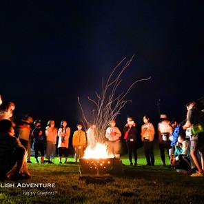English Adventureの9月連休キャンプで写真撮影を担当いたしました