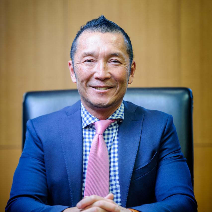 SESC Secretary General Kiyotaka Sasa