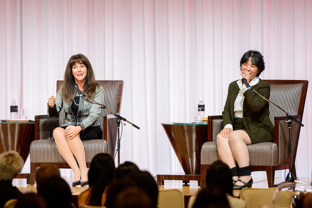 DECEMBER 2016 ACCJ EVENT  2016 ACCJ Women in Business Summit The challenges that lie ahead in the fight for female participation in the workforce in Japan  By Maxine Cheyney  This year's Women in Business (WIB) Summit, held on October 27 at the ANA InterContinental Tokyo, focused on the challenges that lie ahead in the fight for female participation in the workforce in Japan. According to American Chamber of Commerce in Japan (ACCJ) President Christopher J. LaFleur, one of the biggest challenges is growing the role women are able to play in leadership and management. Asking how we can bring about change in our own institutions, he highlighted the recently published WIB white paper, Untapped Potential.   https://journal.accj.or.jp/2016-accj-women-in-business-summit/     The ACCJ - 在日米国商工会議所  http://www.accj.or.jp