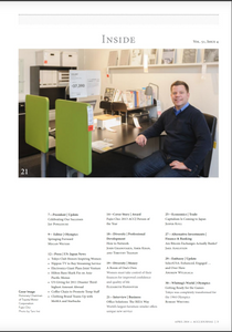 INTERVIEW   BUSINESS April 2014  Office Solutions: The IKEA Way World's largest furniture retailer offers unique new service https://journal.accj.or.jp/interview-business/  The ACCJ - 在日米国商工会議所 http://www.accj.or.jp