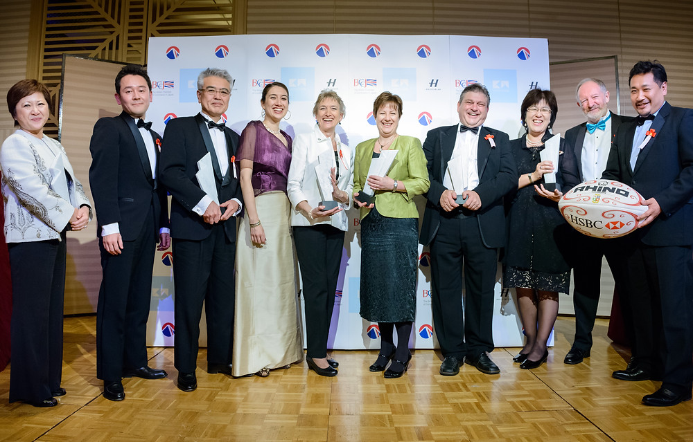 Congratulations to 2014 BBA Winners Nov. 14, 2014  Awards for British Business in Japan | Record-breaking event showcases close bilateral ties  British innovation, business success and social contributions in Japan were recognized this evening at a gala event in Tokyo attended by almost 300 guests.  Organised by the British Chamber of Commerce in Japan (BCCJ), with winners chosen by a panel of independent judges from business, media and government, the British Business Awards (BBA) has become one of the biggest annual events of the foreign business community in Japan and a unique showcase for British creativity, culture and lifestyle.   https://www.bccjapan.com/news/2014/11/congratulations-2014-bba-winners/    British Chamber of Commerce in Japan 在日英国商業会議所 https://www.bccjapan.com/