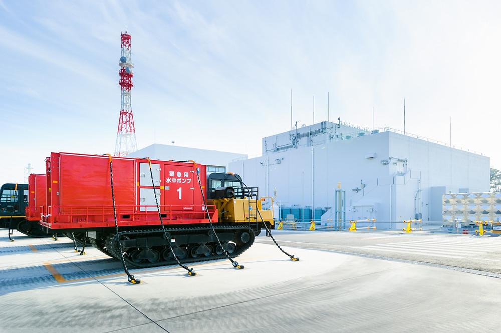 「安全」を考える  Vol.01 「リスクに向き合う」浜岡原子力発電所 - 緊急時対策所