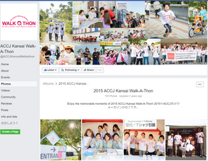 Enjoy the memorable moments of 2015 ACCJ Kansai Walk-A-Thon! 2015年ACCJ関西ウォーカソンの様子です。  https://www.facebook.com/pg/ACCJKansaiWalkathon/photos/?tab=album&album_id=1030736923690733  The ACCJ - 在日米国商工会議所 http://www.accj.or.jp   Canadian Academy https://www.canacad.ac.jp/index.cfm