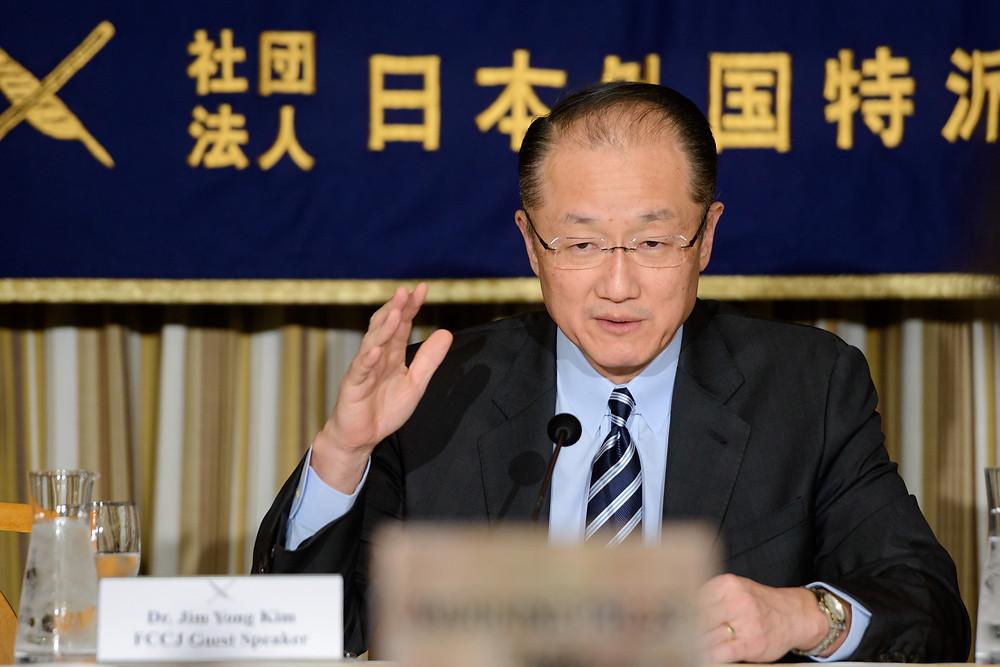 World Bank Group and Japan International Cooperation Agency (JICA) High Level Dialogue  World Bank Group and Japan International Cooperation Agency (JICA) High Level Dialogue Photo: Antony Tran / World Bank