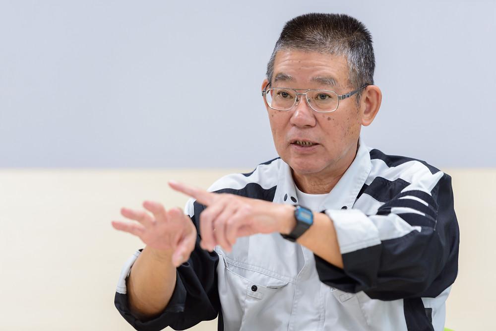 写真)日本原子力発電株式会社 敦賀事業本部 美浜原子力緊急事態支援センター 岸本輝夫氏