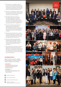 "ACCJ the Journal November 2017 - Page 9  2017 ACCJ Tokyo Women in Business Summit  Date: Tuesday, October 17, 2017 Time: 09:00 - 17:30  Registration opens 08:45; Doors open 09:00 Cocktail Reception 17:30 - 19:00  Venue: Prince Park Tower Tokyo Hosting Committee: Women in Business Committee  Event Overview: The theme of this year's ACCJ Tokyo Women in Business (WIB) Summit is ""breaking the mold."" Come join us in our bid to provide practical solutions and advice on how to implement programs and policies that will, over time, lead to an increase in the number of women in management. For details, please see the ACCJ WIB Summit website here.  Speakers - Ms. Teiko Kudo, Managing Executive Officer, Deputy Head of Wholesale Banking Unit, Deputy Head of Financial Solution Unit, Growth Strategy Promotion Project Team, Sumitomo Mitsui Banking Corporation - Mr. Yoichi Miyamoto, Chairman of Shimizu Corporation - Dr. Denise Rutherford, President of 3M Japan Holdings G.K. and 3M Japan Limited; Chairman of 3M Japan Products Limited. Moderator - Mr. Makoto Kuwahara, Chief Country Officer, Deutsche Bank Group  Breakout session topics: ・ Building your brand: Creating a Memorable Professional Identity ・ Returning to the workforce: Changing Internal and External Perceptions ・ Ikuboss/Ikumen: How Diversity Benefits Men and Organizations Too ・ Inclusive leadership: Getting More out of Diversity ・ Ageless workforce: Profile of an Employee c2030 ・ Inequality in HR systems: How Not to Maintain the Status Quo ・ Workstyle reform: Turning a Future Vision into Current Reality ・ Entrepreneurship: Redefining Personal Success ・ Leveraging inclusion for innovation: How Diversity Benefits Your Business Too  Training sessions: ・ Managing Unconscious Bias   ・ Getting What You Need in the Workplace  This event is expected to fill up extremely quickly, so please be sure to register early. Please note that breakout sessions will be unassigned, and seats for each session will be available on a first-come, first-served basis on the day of the event.  Ryann Thomas, Chair Vicki Beyer, Elizabeth Handover, Deborah Hayden, Jiana Leung, Makiko Tachimori (Fukui), Yoshiko Zoet-Suzuki,  Zane Zumbahlen, Vice Chairs Ryann Thomas, Board Liaison ACCJ Women in Business Committee  http://www.accj.or.jp/accj-events/accj-2017-tokyo-women-in-business-summit.html?lang=en    The ACCJ - 在日米国商工会議所  http://www.accj.or.jp   ​​  The 2017 ACCJ Tokyo Women in Business Summit, featuring more than 50 speakers, took place at the Prince Park Tower Tokyo on October 17 and was attended by more than 500 delegates. ​​"