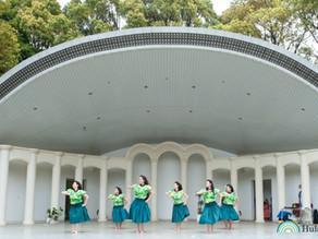 「Hula Hālau ʻO Māhealani mini Hō'ike」 写真撮影をさせていただきました
