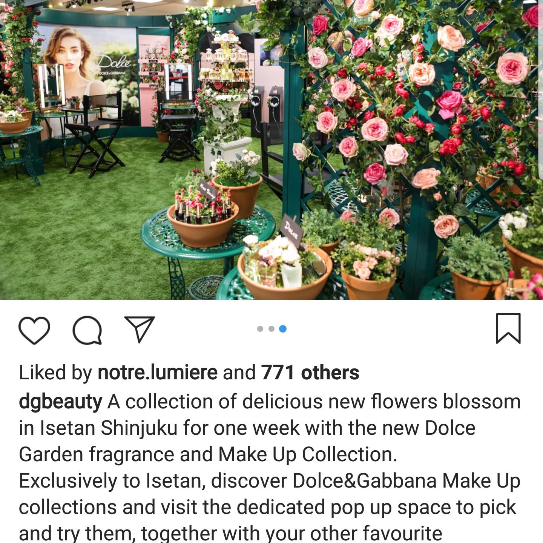 Dolce Gabbana - Garden Fragrance and
