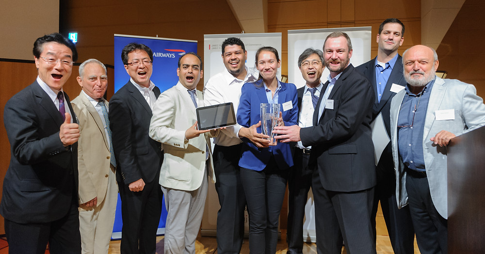 "CONTEST | MARKET ENTRY JULY 2014  Next-generation Leaders JMEC 20 draws participants from 15 nations  The 2014 Japan Market Expansion Competition (JMEC) marked its 20th anniversary with a record number of teams and participants, with the comprehensive business plan devised by a team calling itself ""Don't Give Up"" emerging as the eventual winner. No fewer than 66 business-people took part in the event, which was initiated by the Australian and New Zealand Chamber of Commerce in Japan in 1993 and is supported by 17 chambers of commerce.  https://journal.accj.or.jp/contest-market-entry/  The ACCJ - 在日米国商工会議所 http://www.accj.or.jp"