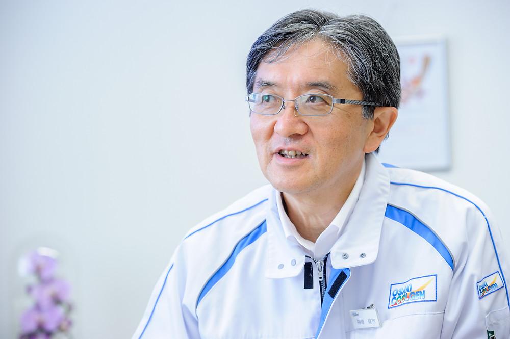 相曽健司氏