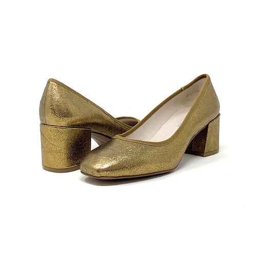 KENNETH COLE | ERIN | GOLD LEATHER