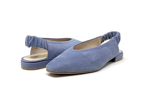 GADEA | SLINGY | BLUE SUEDE