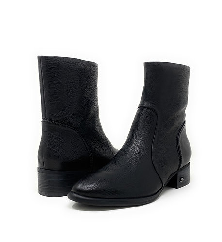 SAM EDELMAN | HILL | BLACK LEATHER