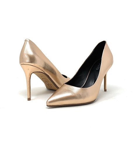 GOLO | EVA | ROSE GOLD LEATHER