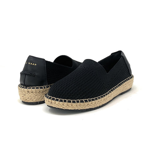 COLE HAAN | CLOUD | BLACK KNIT