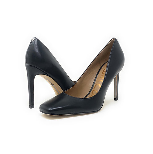 SAM EDELMAN | BET | BLACK LEATHER
