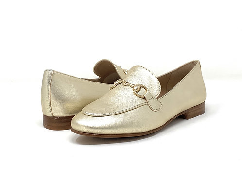 BUCKLES   MOC   GOLD LEATHER