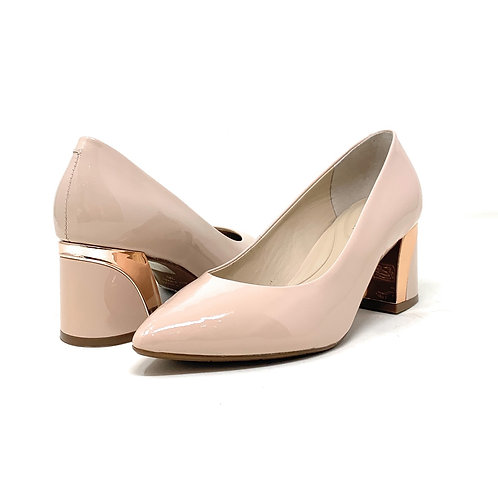 CAPELLI ROSSI   GRACY   NUDE PATENT LEATHER