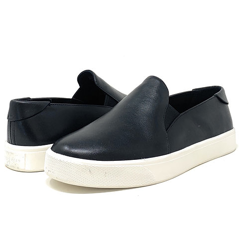 COLE HAAN   CONTENDER   BLACK LEATHER
