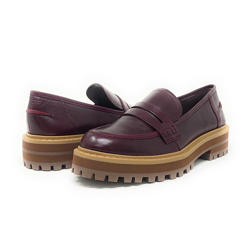 VINCE CAMUTO | MCKELL | BURGUNDY LEATHER