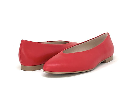 GADEA | BAZA | RED LEATHER