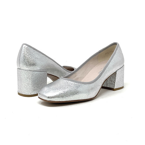 KENNETH COLE | ERIN | SILVER LEATHER