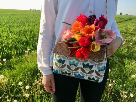 KISAKI Frühlingstasche