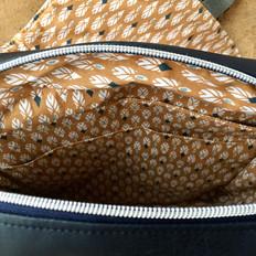 Kleiner Rucksack dunkelblau  € 130,-