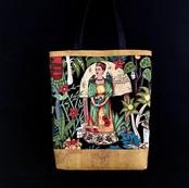 KISAKI Shopper Frida Kahlo