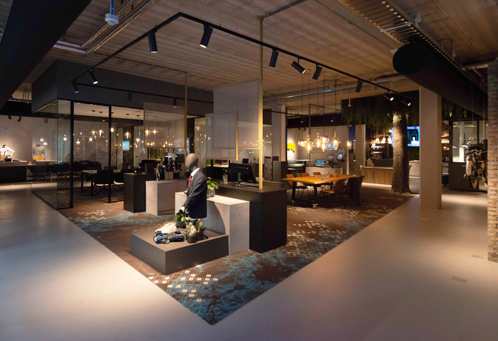 Eijsink Showroom Amsterdam