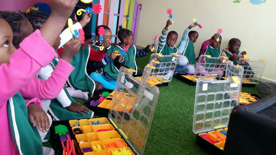 Abacus Young Engineers Class