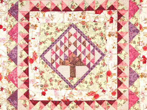 Quilting with the experts