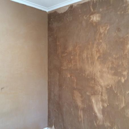 Internal Wall Crack Repairs, Leichhardt