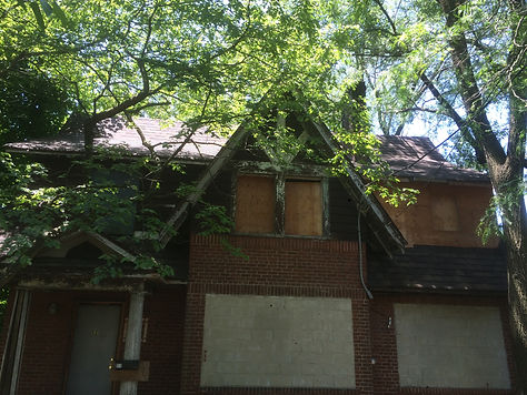 Renovated and Restored Tudor in Staten Island Abandoned since the 1980s