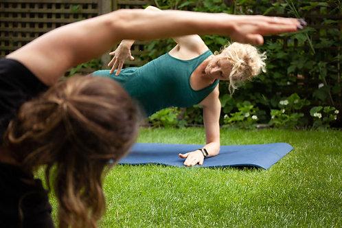 HIIT Pilates class