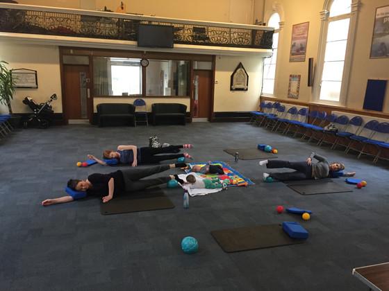 Free taster pilates session