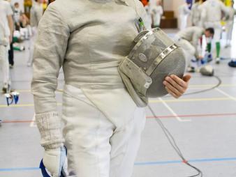 Ria , is onze nieuwe Belgische Kampioene bij de Veteranen!