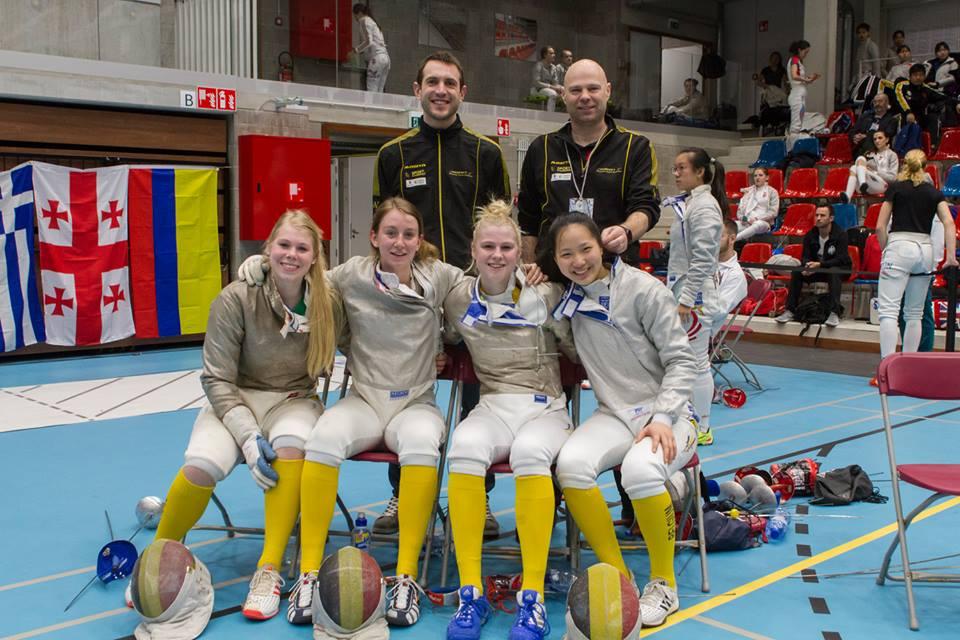 Wereldbeker Dames: Belgische ploeg