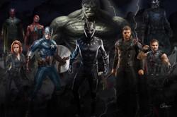 Kahlani Grace Super Heroes