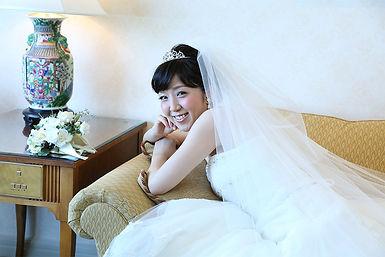 ソロウエディング@ホテル椿山荘東京でウエディングドレスを着て今の自分を写真に残しませんか?